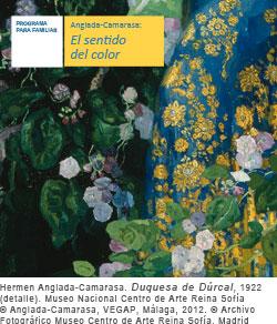Anglada-Camarasa: El sentido del color