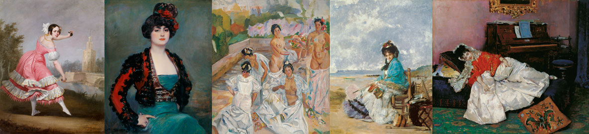 Lecture series: Muses, Models and Lovers in the Carmen Thyssen Collection