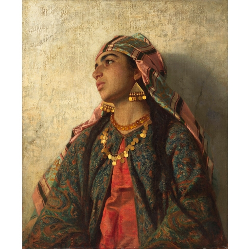 Arabian Fantasy. Orientalist Painting in Spain (1860–1900)