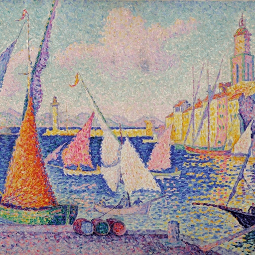 Mediterranean. An Arcadia Reinvented. From Signac to Picasso