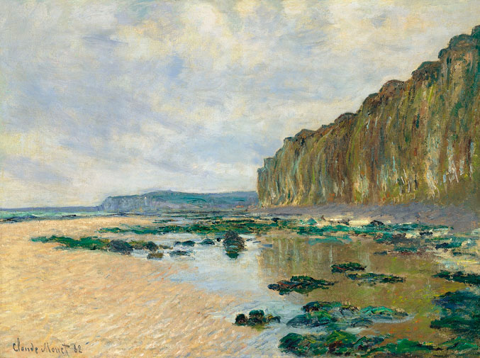 Courbet, Van Gogh, Monet, Léger. From naturalist Landscape to the Avant-gardes in the Carmen Thyssen Collection
