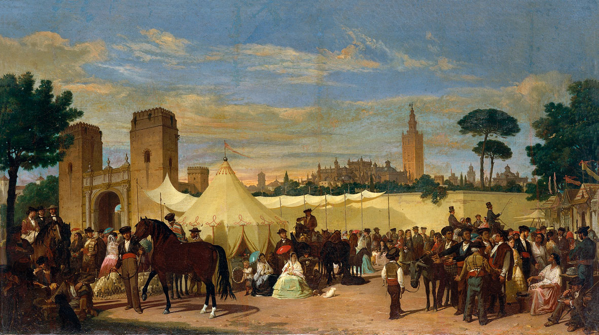 The Seville Fair
