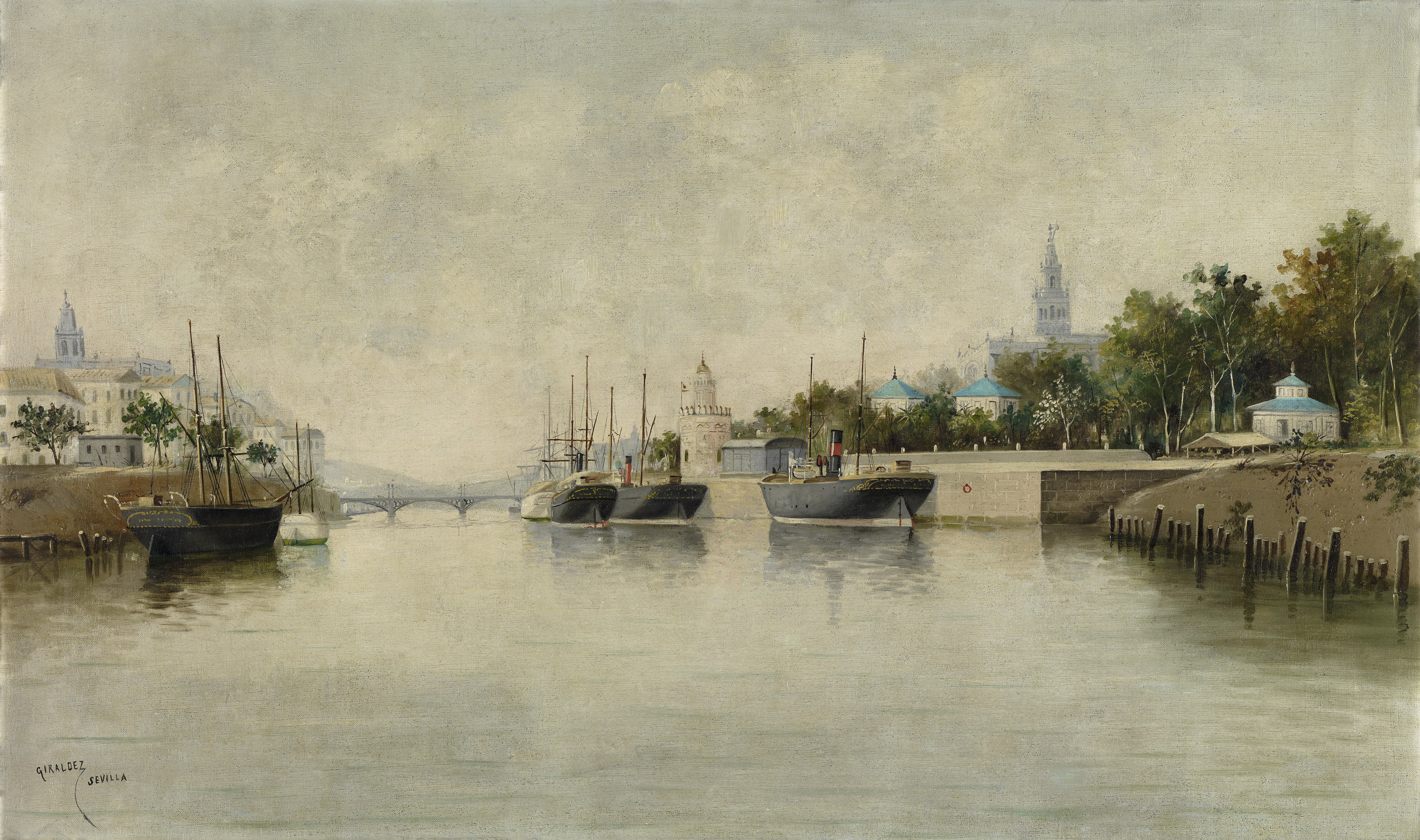 The Port of Seville