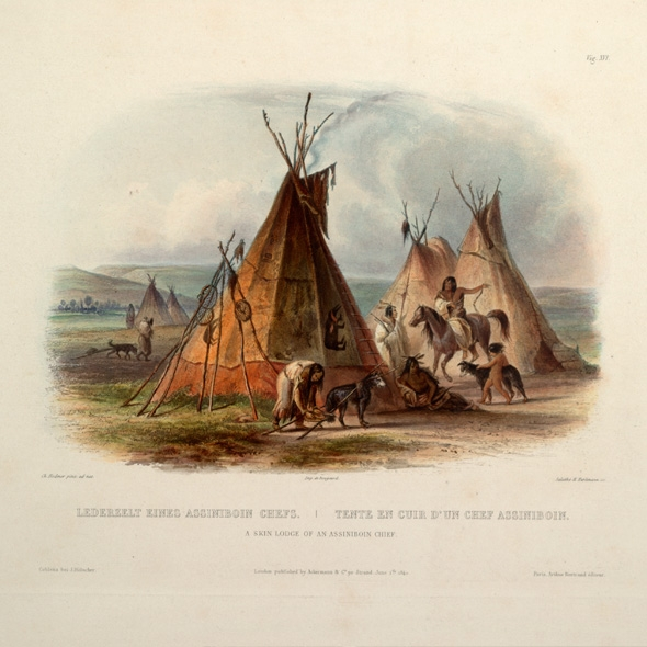 Family activity: Cowboys and Indians